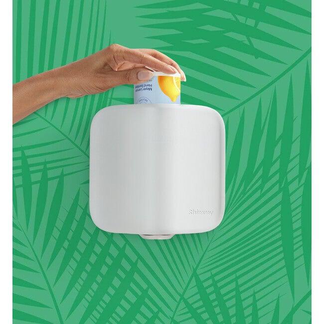Shimmy 2-pack Home Sanitizer Cartridges, Meyer Lemon