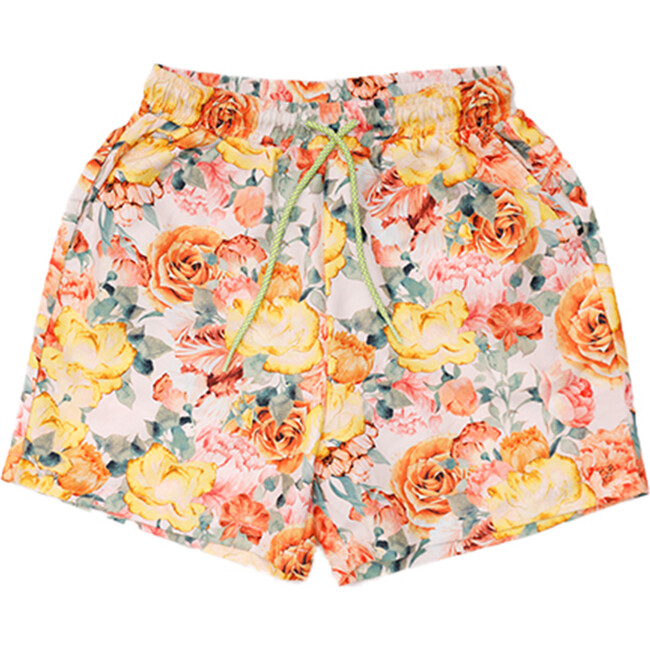 & Captivated Boys Trunk, Floral