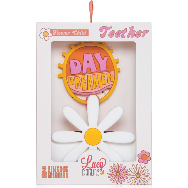 Flower Child Teether