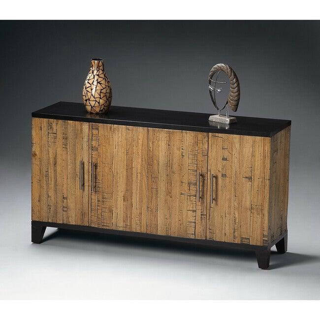 Leopold Modern Rustic Dresser, Multi