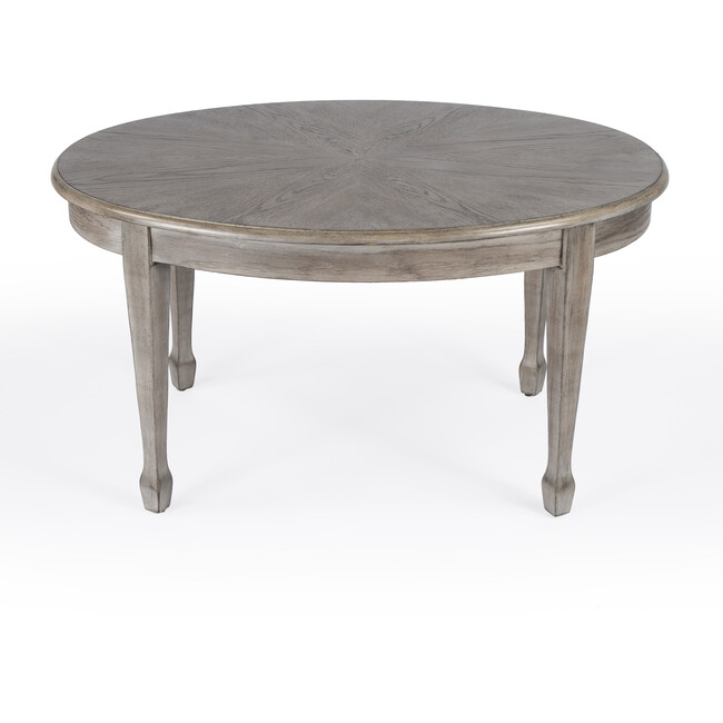 Clayton Coffee Table, Natural Wood