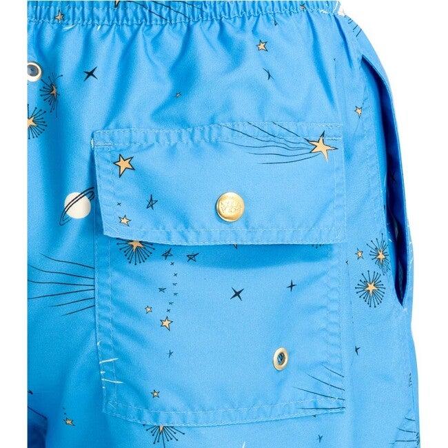 Men's Astral Tiguer Shorts, Blue