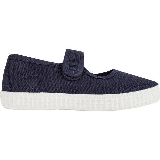 Martha Canvas Sneaker, Navy
