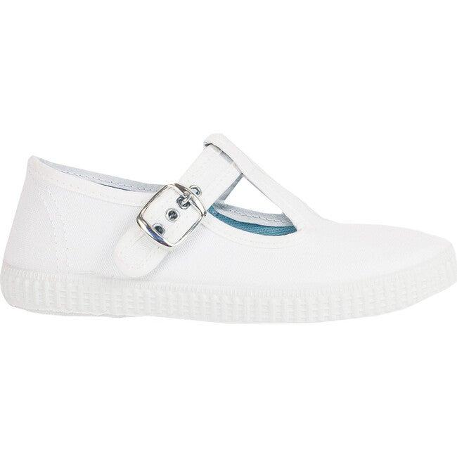 Nantucket Canvas Sneaker, White