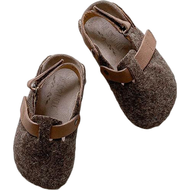 The Wool Slip-On, Cocoa