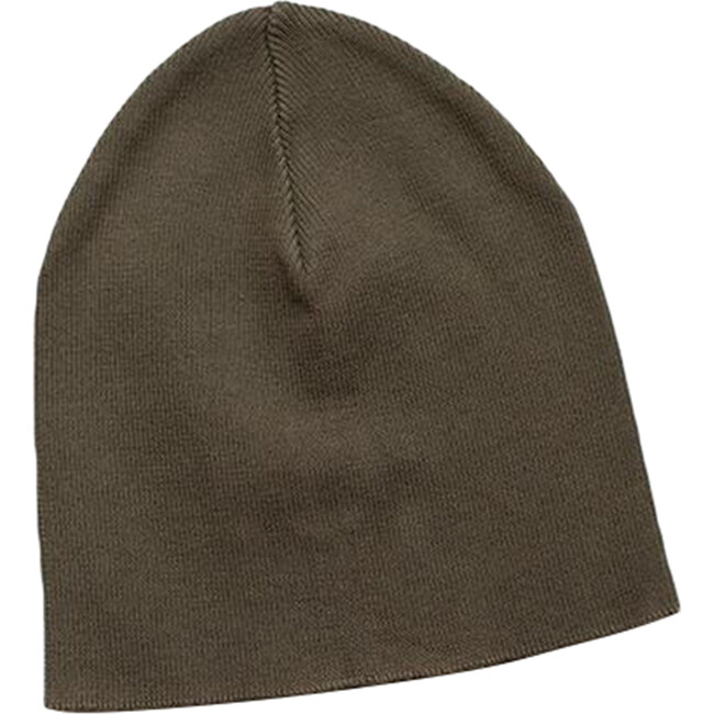 The Knit Beanie, Olive