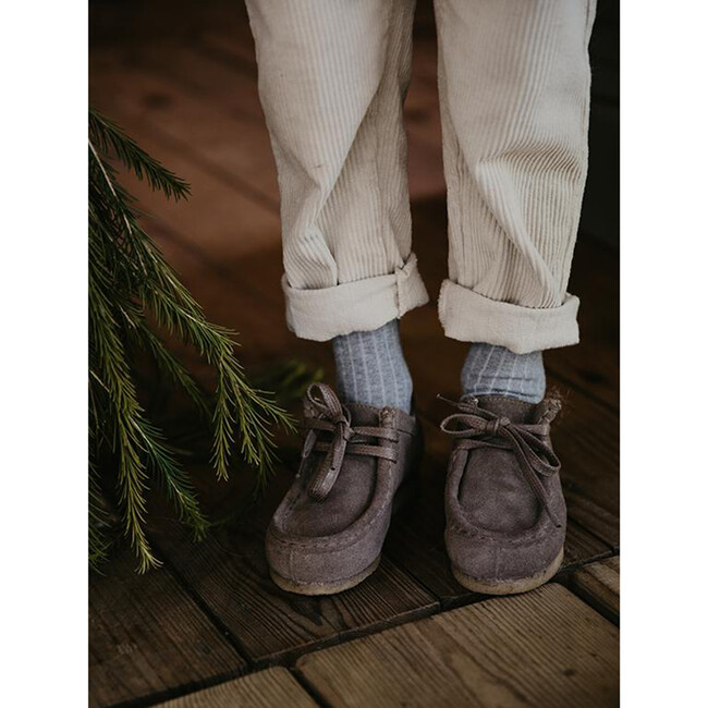 The Moccasin, Taupe