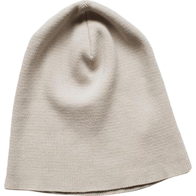 The Knit Beanie, Oatmeal