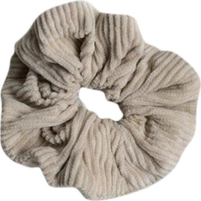 The Corduroy Scrunchie, Oatmeal
