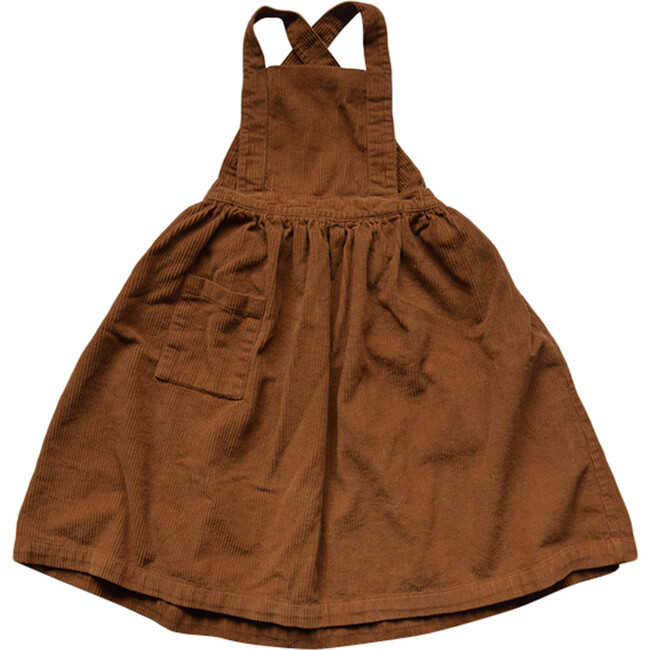 The Corduroy Pinafore, Rust