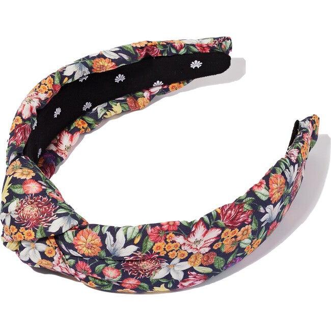 Women's Liberty Knotted Headband, Royal Garland