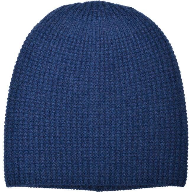 Women's Cashmere Hat, Blue