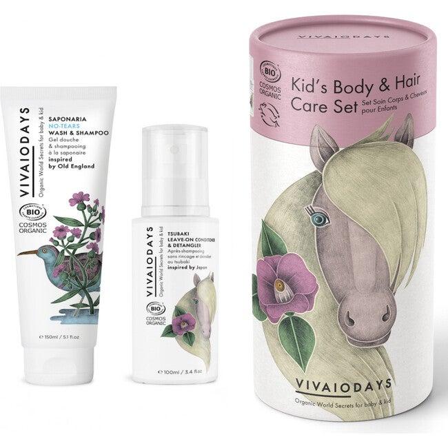 Kid's Body & Hair Care Gift Set