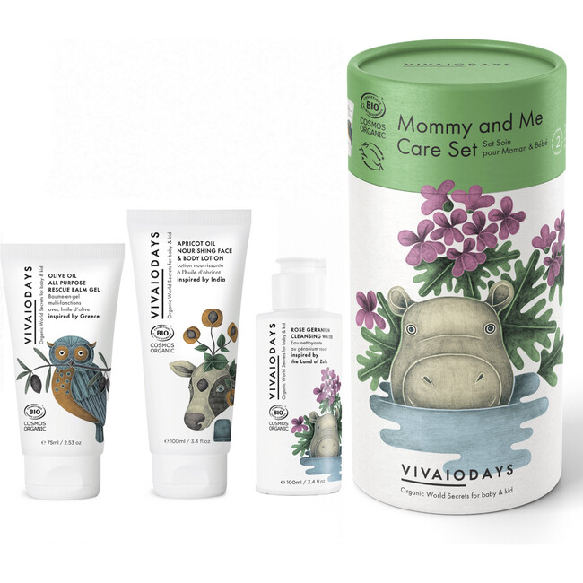Mommy & Me Care Gift Set