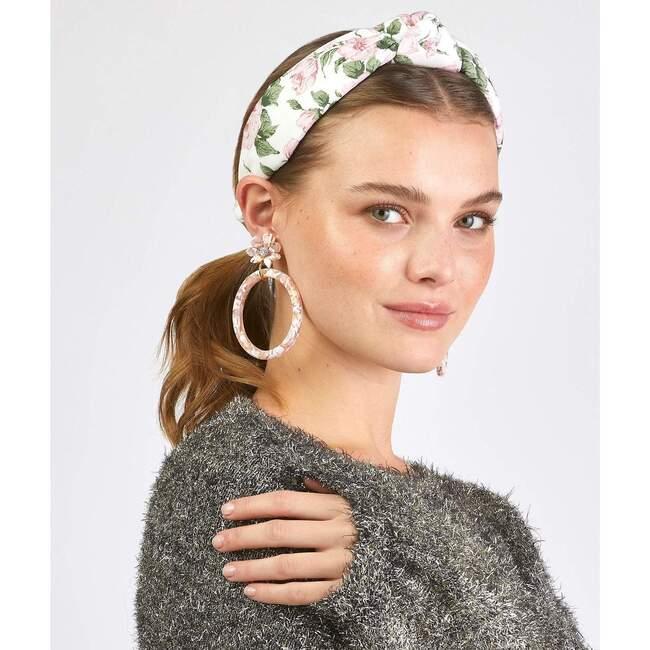 Women's Liberty Knotted Headband, Carolina Rose