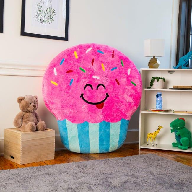 Cupcake Floor Cushion
