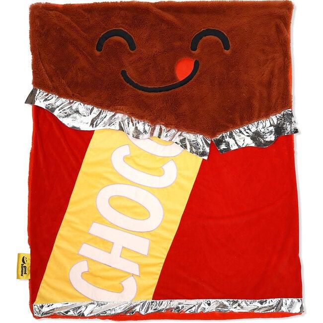 Chocolate Bar Blanket
