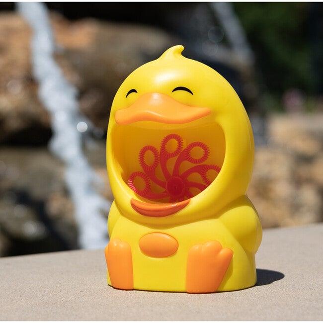 Duck Bubble Machine