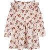 Lexi Dress, Light Pink Squirrels - Dresses - 2