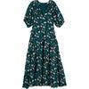Women's Hadley Dress, Mediterranea Butterflies - Dresses - 1 - thumbnail