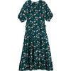 Women's Hadley Dress, Mediterranea Butterflies - Dresses - 3
