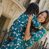 Women's Hadley Dress, Mediterranea Butterflies - Dresses - 6