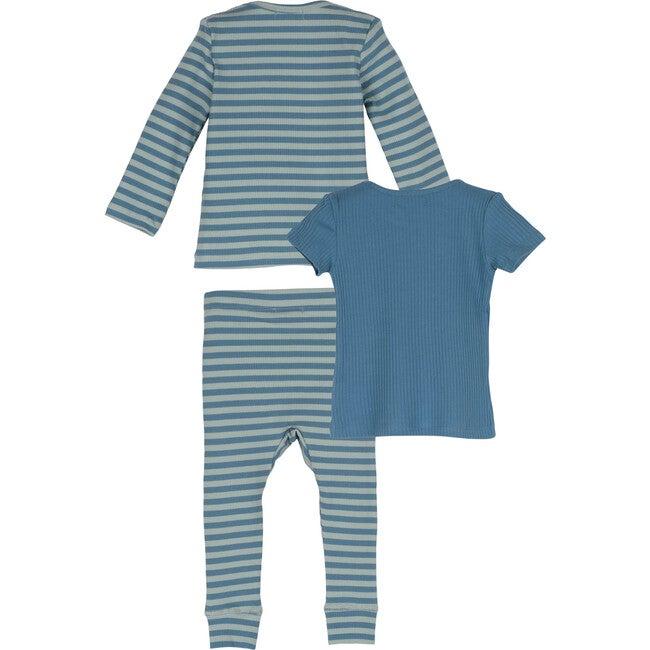 Baby Basics Bundle, Blue Multi