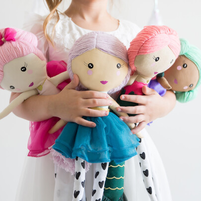 The Doll Kind by Kind Culture Co.